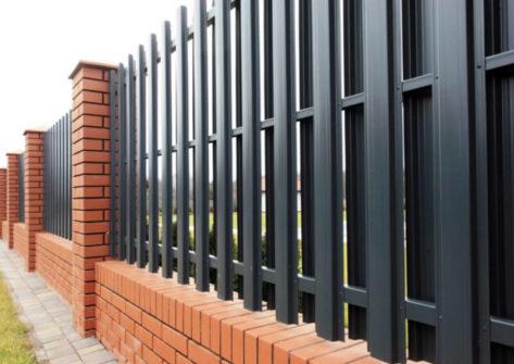 забор из евроштакетника цена в Чите