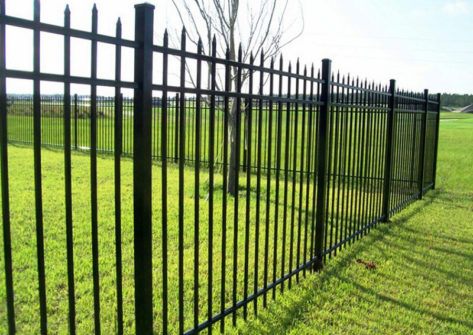 забор из профильной трубы в Чите
